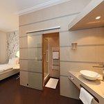 Bad Komfort-Plus-Einzelzimmer