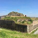 Bilde fra Fort Sint Pieter