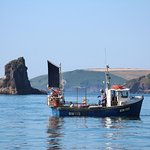 Fishing vessel from Brixham
