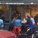 Photo de La Cerise sur la Pizza - Saint Paul