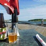 Good view, good beer !