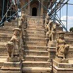Bhaktapur Durbar square area - under renovation