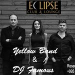 Yellow Band at Eclipse Club Tbilisi on Friday 29 June. Reservations  +995 558 209090