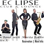 Relation Band & Marita Rokhvadze at Eclipse Club Tbilisi on 30 June Saturday.