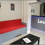 Lucardo Rawtenstall - reception area