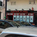 Dinning at China King~
