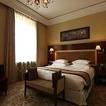 Room 307 - bed