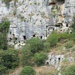 Necropoli di Pantalica Foto