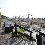 Stella del Mare Beach Bar terrace