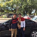 Ótimo carro da Nossa Mendoza e nosso motorista/guia, RUAN.