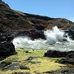 Valokuva: Yachats coastline