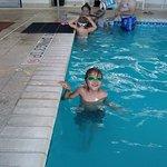 Great indoor pool