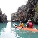Kayaking at Punta Estrada