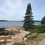 Schoodic point biking