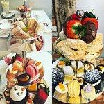 Afternoon tea fabulousness !