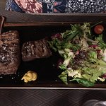 Excellent Steak & salad!