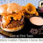 You would love the Burger with all the Comforts and Flavors of South...Southern Comfort Burger