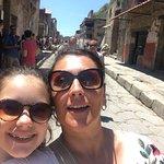 Pompeii tour with Salvatore