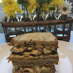 tasting menus; specials; sharing platters and evening sarnie's