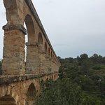 塔拉戈纳罗马渡槽照片