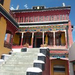 Photo of Thiksey Monastery