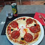ma pizza!