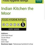 Food hygiene Health and safety inspection