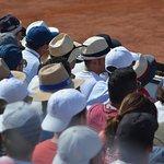 Spettatori Foro Italico- Internazionali d'Italia