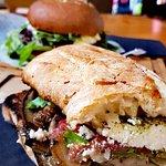 Vege grill sandwich