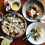 Wood-Fired Pizzas and Housemade Pastas