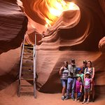 Bilde fra Ken's Tours Lower Antelope Canyon