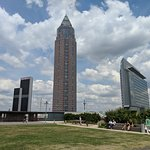 ALEX Frankfurt Skyline Plaza Foto