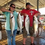 4 Nice Summer Striper from Lake Texoma