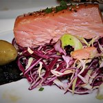 Salmon from Great Belt is absolut a topper.