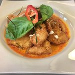 Signature Chicken Breast with Red Curry