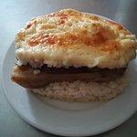 Το πρώτο παραδοσιακό Κασπακινο Burger!!
