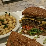 Foto de The Jungle Organic Restaurant