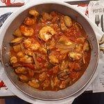 Portuguese Mussels & Shrimps