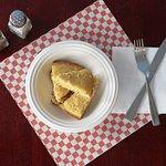 Lovett's Soul Food Corn Bread from scratch.