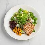 Quinoa + Avocado Powerbowl