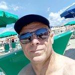 На пляже Нарциссов (Нарчиза)