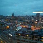 Uitzicht over Eindhoven