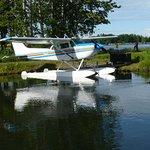 Ellisons seaplane