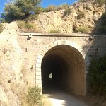 One of the shortest tunnels