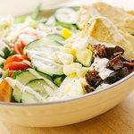 Rye Circle Cobb Salad