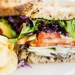 Veg Out Sandwich
