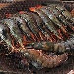 Fresh seafood galore