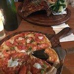 Pizza & ribs