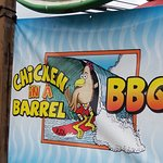 Foto de Chicken In A Barrel BBQ