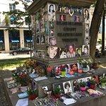Orlando de Lattre (unofficial Michael Jackson) Monument